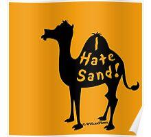 Camel Gripe Poster