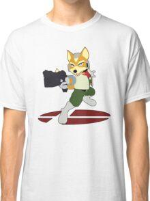 Fox - Super Smash Bros Melee Classic T-Shirt