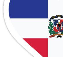 I love the Dominican Republic Sticker
