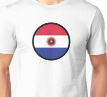 Marked by Paraguay Unisex T-Shirt