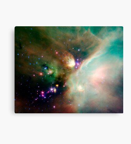 Newborn stars Canvas Print