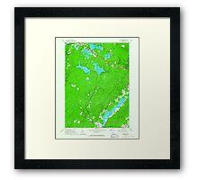 New York NY Yankee Lake 140391 1966 24000 Framed Print