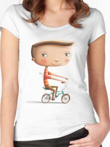 Malvern Star Women's Fitted Scoop T-Shirt