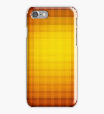 abstract square pattern iPhone Case/Skin