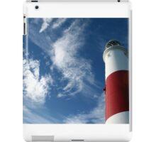 Portland Bill, Weymouth, England iPad Case/Skin