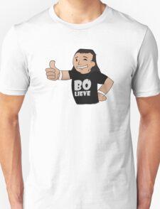 Bo Dallas pip/vault boy T-Shirt