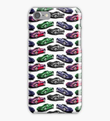 Cars iPhone Case/Skin