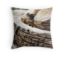 Wooded Trails Throw Pillow