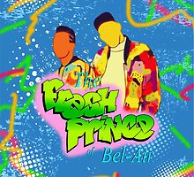 The Fresh Prince of Bel Air by baybayse