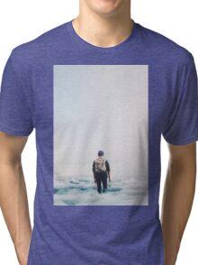 The adventurer Tri-blend T-Shirt