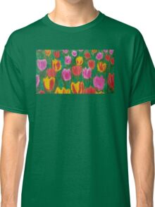 Tulips of Holland Classic T-Shirt