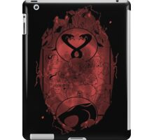 Evil Shrouds Us iPad Case/Skin