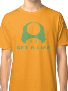 1-UP Get a life Classic T-Shirt