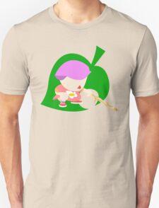 Super Smash Bros The Villager Female T-Shirt