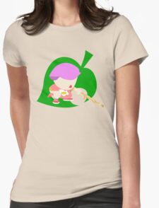 Super Smash Bros The Villager Female T-Shirt