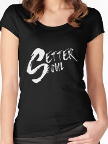 Setter Soul (English) Women's Fitted Scoop T-Shirt