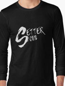 Setter Soul (English) Long Sleeve T-Shirt