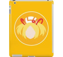 Golden B iPad Case/Skin
