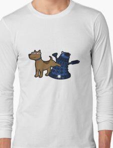 Doctor Wuff Long Sleeve T-Shirt