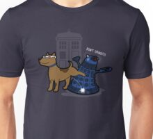 Doctor Wuff Unisex T-Shirt