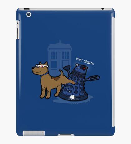 Doctor Wuff iPad Case/Skin