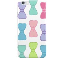 Cute Bows iPhone Case/Skin