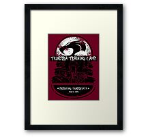 Thundera Training Camp Framed Print