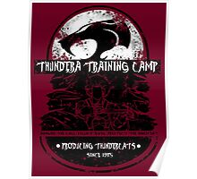 Thundera Training Camp Poster