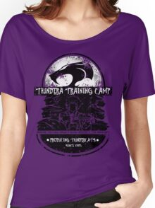 Thundera Training Camp Women's Relaxed Fit T-Shirt