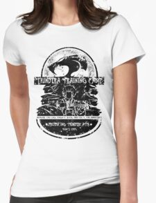 Thundera Training Camp Womens Fitted T-Shirt