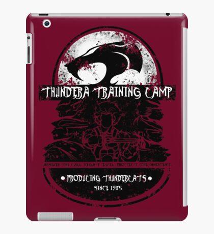 Thundera Training Camp iPad Case/Skin