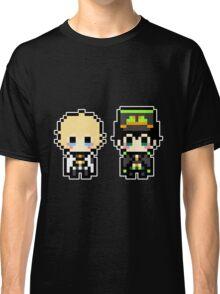 Pixel Yuichiro & Mikaela Classic T-Shirt
