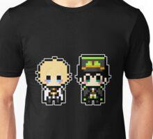Pixel Yuichiro & Mikaela Unisex T-Shirt