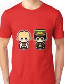 Pixel Yuichiro & Mikaela T-Shirt