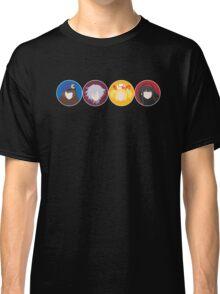 4 Golden Rules Classic T-Shirt