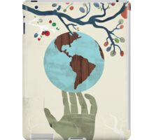 Global Issue 02 iPad Case/Skin