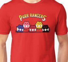Purr Rangers Unisex T-Shirt