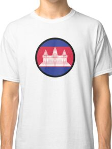 Under the Sign of Cambodia Classic T-Shirt