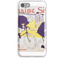 Henri de Toulouse-Lautrec,  THE SIMPSON CHAIN iPhone Case/Skin