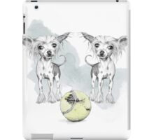 Come and play with us! iPad Case/Skin