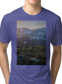 Beartooth, No. 1 Tri-blend T-Shirt