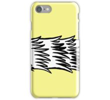 Monster Body - Spiny Edition iPhone Case/Skin