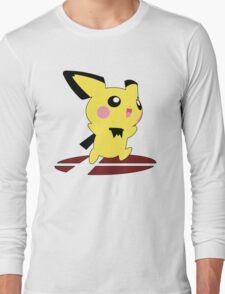 Pichu - Super Smash Bros Melee Long Sleeve T-Shirt