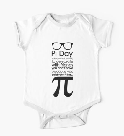 pi day One Piece - Short Sleeve