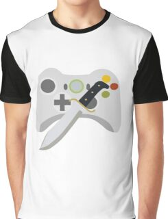Game Kill You Slowly Graphic T-Shirt
