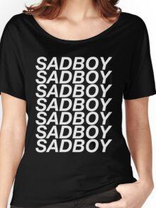 SADBOY Women's Relaxed Fit T-Shirt