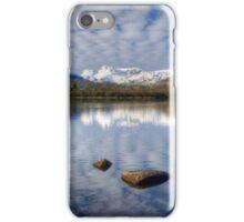 Elterwater in Winter iPhone Case/Skin