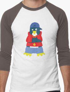 Cool P Men's Baseball ¾ T-Shirt