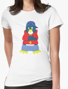 Cool P Womens Fitted T-Shirt