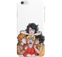 A Peter Pettigrew Sandwich iPhone Case/Skin